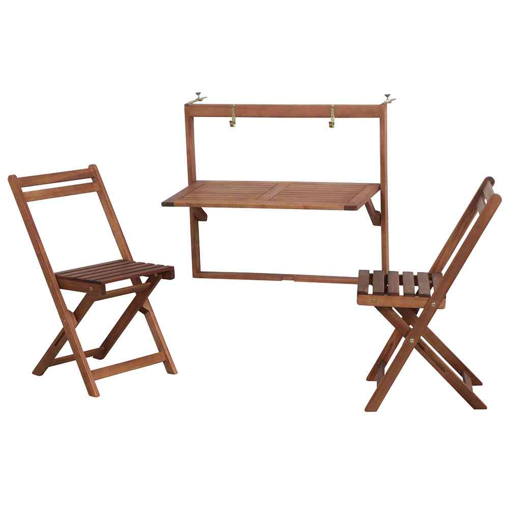 amanda set 3 teilig holz balkonm bel gartenm bel siena garden shop. Black Bedroom Furniture Sets. Home Design Ideas